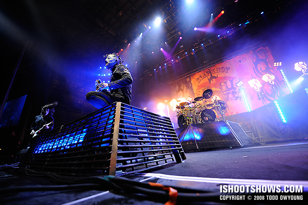 Slipknot @ Mayhem Fest
