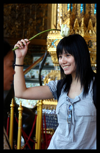 BANGKOK, 9/08..THE GRAND PALACE AND EMERALD BUDDHA
