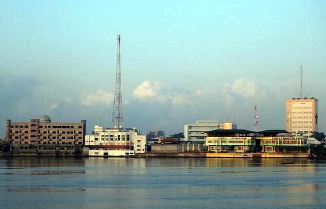 Cotonou Skyline (Cotonou, Benin)
