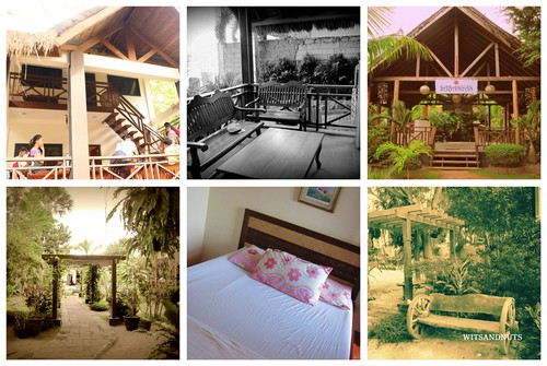 Loft and bungalow, Sabangan Beach Resort