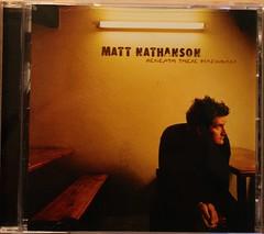 Matt Nathanson ~ Beneath These Fireworks