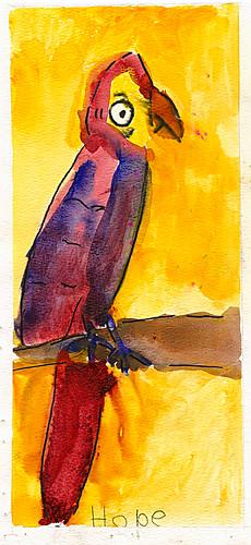 Hope's bird
