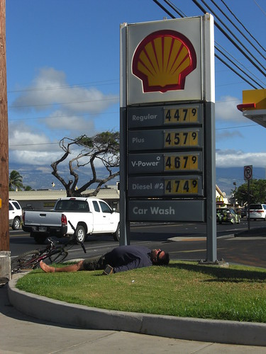 high gas prices too much to bear?