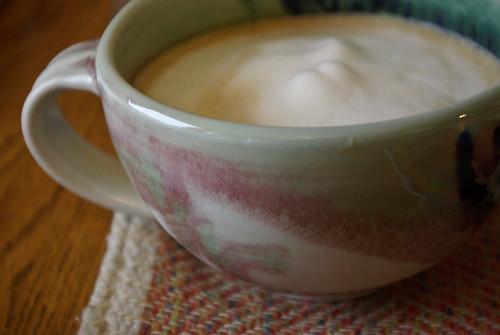 morning latte