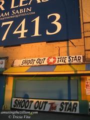 Thor Equities phone # dwarfs Shoot out the Star. Jan 1, 2009.  Photo © Tricia Vita/me-myself-i via flickr