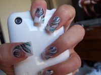 Deathly Beauty Nails: Nail art has become a fad with both ...