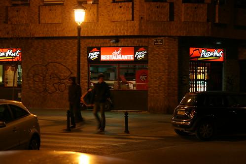 Pizza Hut in Valencia