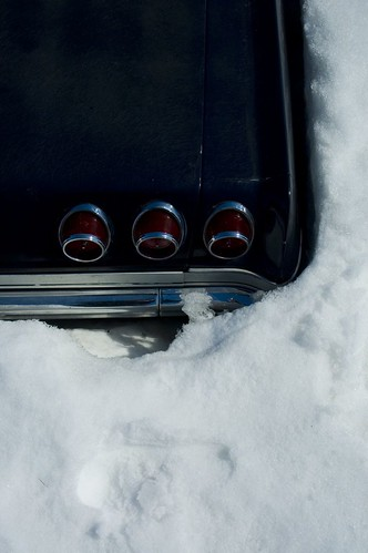 Impala SS - taillight detail