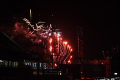Fireworks at U.S. Cellular