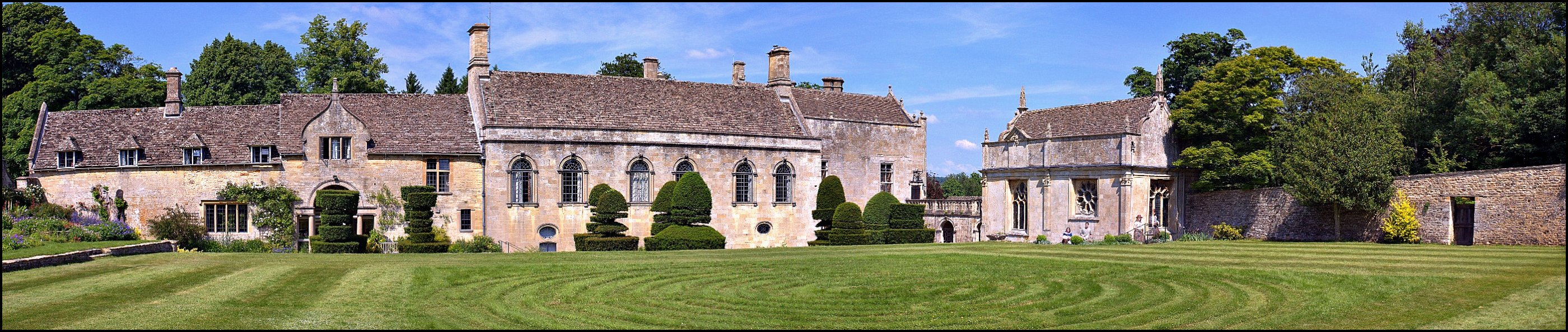 Burford Priory