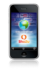 shozu for iphone