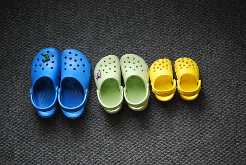 Croc Family.