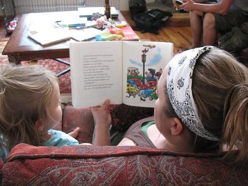 auntie bri reads