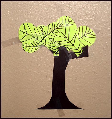 My son's tree