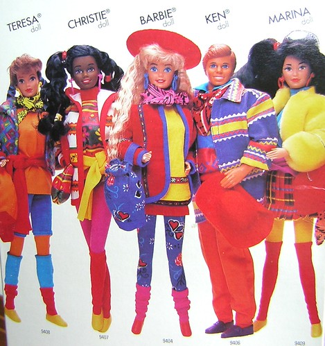 UNITED COLORS OF BENETTON TERESA 1990