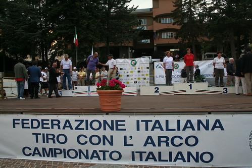 Campionati Italiani Campagna 2008 - Roccaraso, luglio 2008  da arcierinormanni.