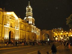 Arequipa Town Square
