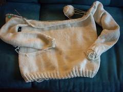 Yoke sweater sleeves 2