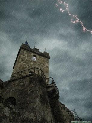 castelo de Santa Cruz (fantasía)
