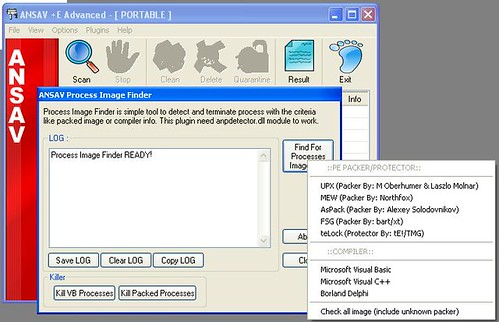 Process Image Finder by ANSAV
