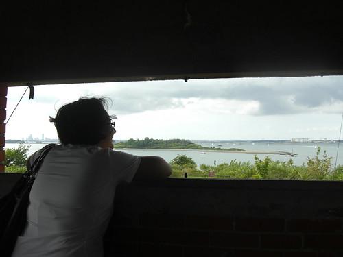 fort warren, george island