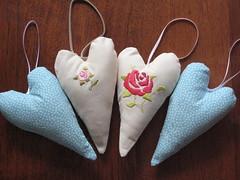 Tilda Hearts