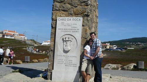 Cabo da Roca - i my