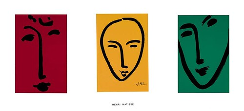 Matisse - Faces