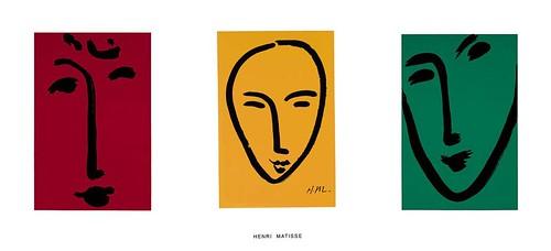 Matisse - Faces