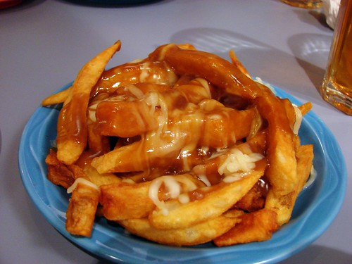 Quebec-style fries
