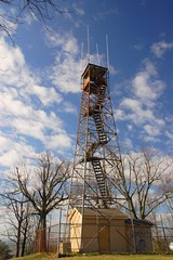Glassy Mountain Tower