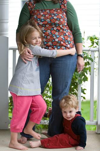 52 Weeks, My Kids and Me - Week 9