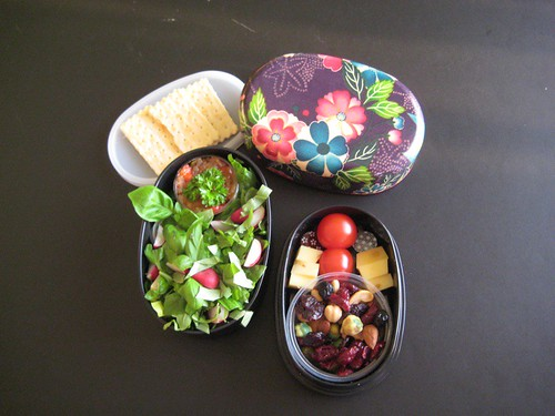 Bento 40 in new flowery box