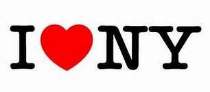 Milton Glaser. Logotipo de la ciudad de Nueva York. 1973.
