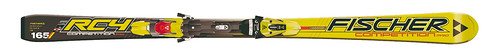 Fischer RC4 Competition Pro Skis 2008/09
