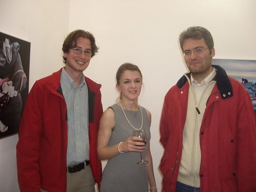 Exposición de Miss Aniela en Cámara Oscura (Abril 2008) (2/3)
