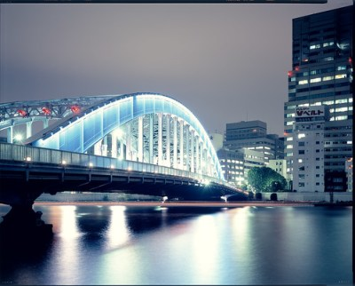 Tokyo/Bridge/Night