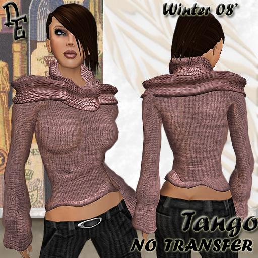 Tango Winter 08 Mauve ad1