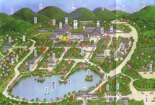 plan ryoanji