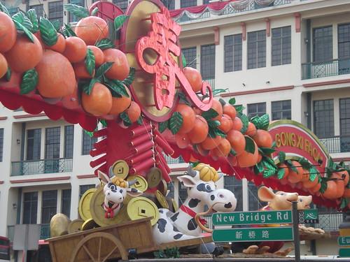 The 'Moo' Year @ Chinatown (3)