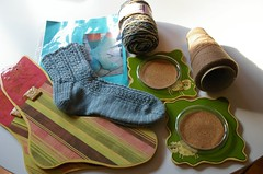 May Day Sock Swap package