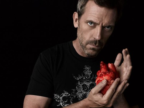 house 5 gregory house por ti.