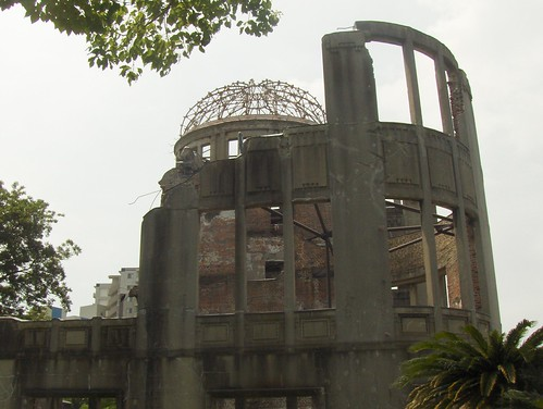 Things to do in Hiroshima, Japan, A Bomb Dome