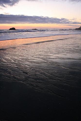 Brookings, OR beach