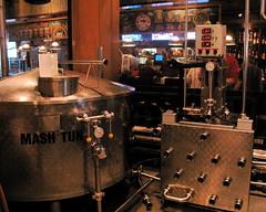 Dix BBQ & Brewery: Mash Tun