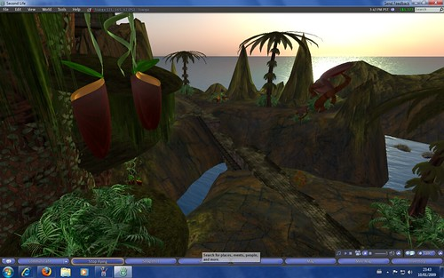 Second Life working under Windows 7