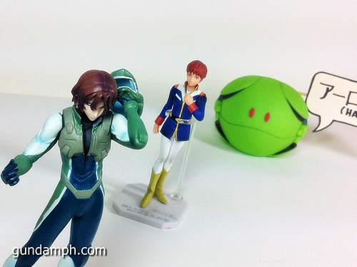 Funny Gundam Pilot Figures (3)