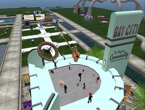 Bay City Community SL8B Party