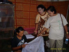 Pengrajin Batik