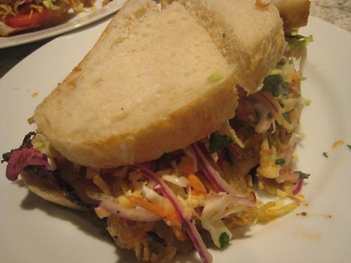 Primanti Bros sandwiches